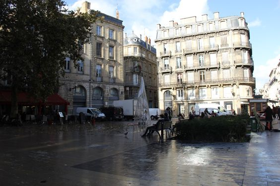 Площадь Place St-Projet
