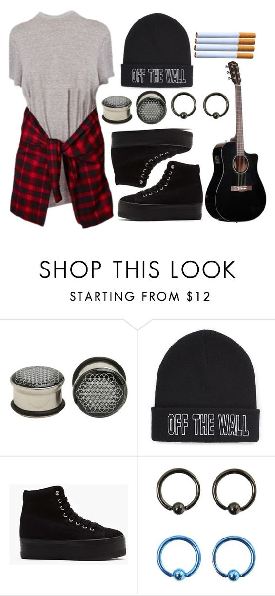 """""""Maybe I'm a fućking waste; filling up the empty space"""" by briannanicole15 ❤ liked on Polyvore featuring Vans and Jeffrey Campbell"""
