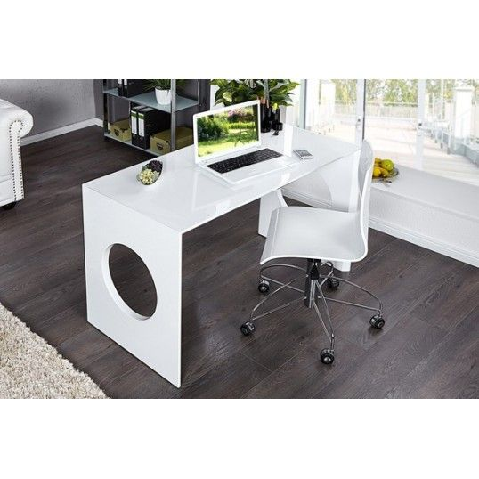 White Gloss Office Desks Photo yvotubecom