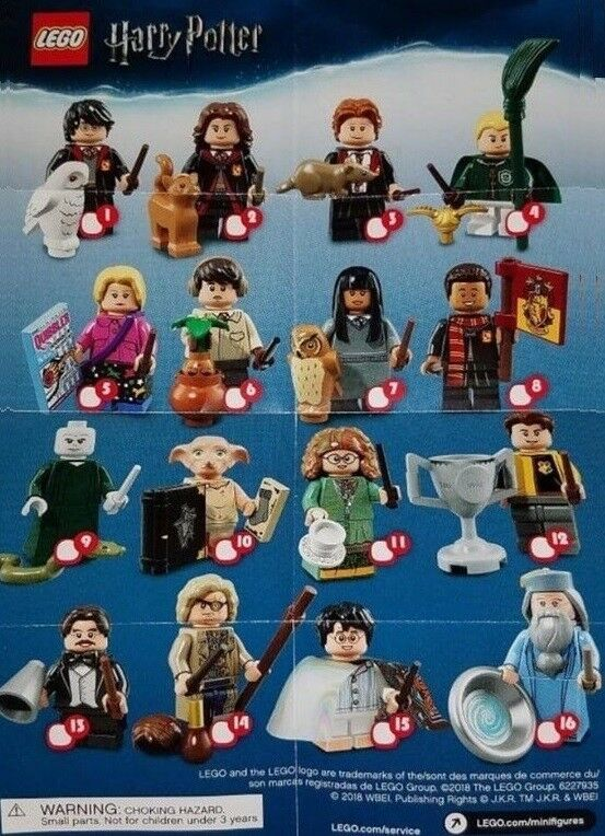 BUY 3 GET 1 FREE LEGO MINIFIGURES SERIES 16 71013 PICK CHOOSE YOUR OWN