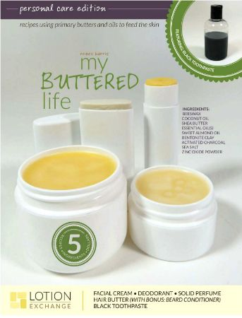 Homemade Gift Ideas - My Buttered Life