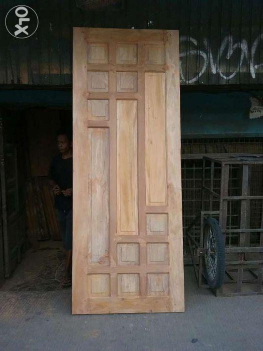Wooden Doors In Pasig Metro Manila Ncr Olx Ph House Window Design Wooden Doors Sliding Glass Door
