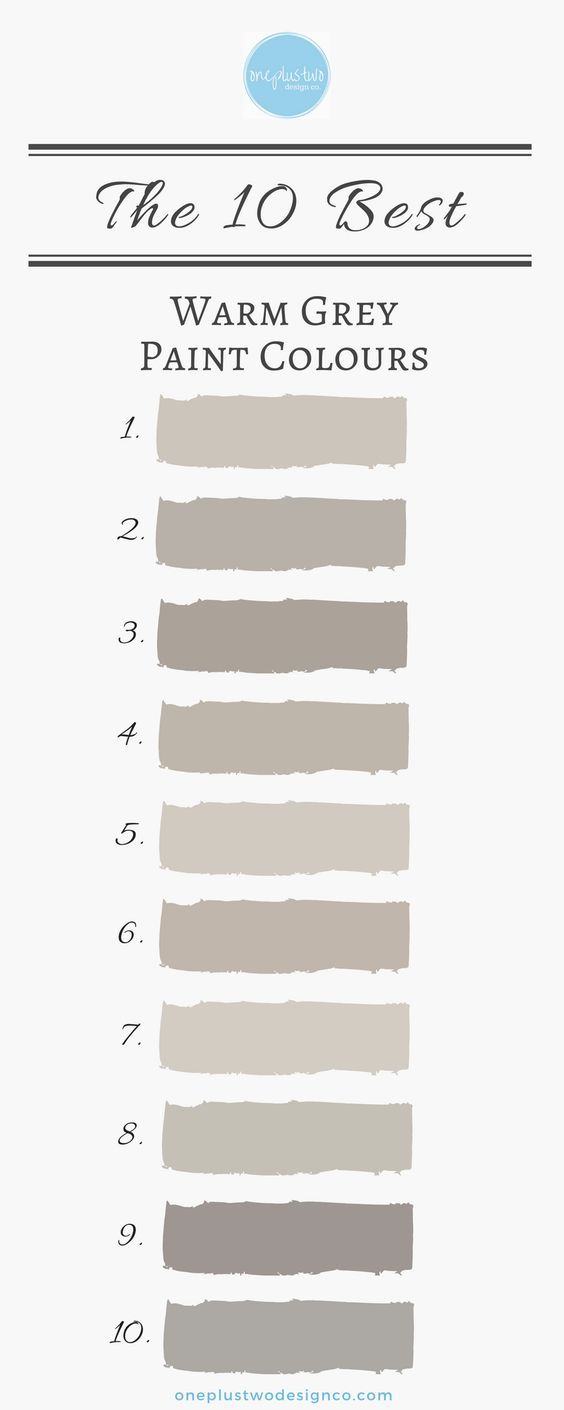The 10 Best Warm Grey Paint Colours From Sherwin Williams Interior Design And Home Decorating Warm Grey Paint Colors Warm Gray Paint Grey Paint Colors