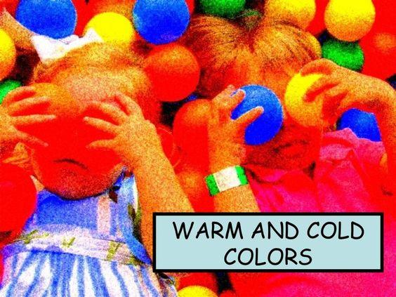 warm-and-cold-colors by sergioaltea via Slideshare