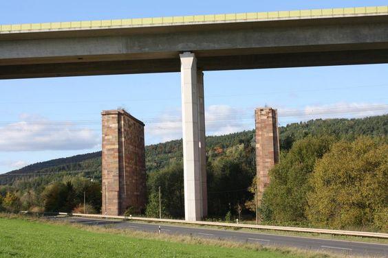Brücke bei Untersuhl