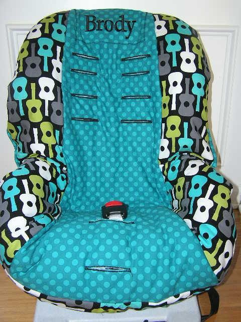 Custom BRITAX Car Seat Cover REPLACEMENT Or Slip By Smileyseats 5999