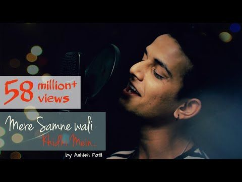 Mere Samne Wali Khidki Mein Ashish Patil Padosan Kishore Kumar Cover 2018 Hd Youtube In 2020 Mp3 Song Mp3 Song Download Forever Song