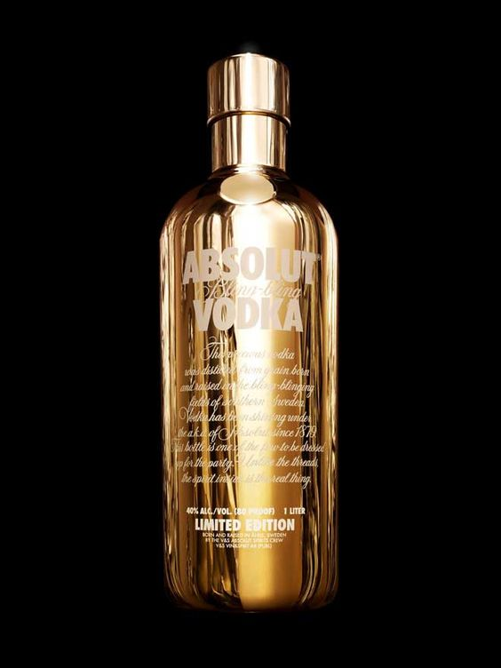 absolut,golden