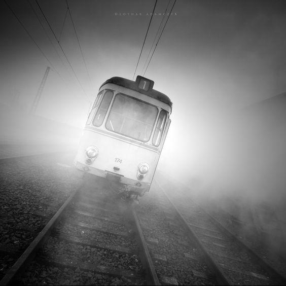 The Fog Train by DREAMCA7CHER.deviantart.com on @deviantART