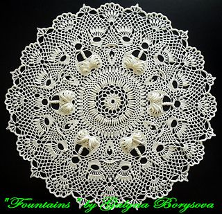 English, Free crochet doily patterns and Crochet doilies ...