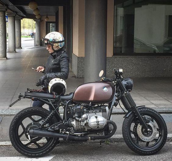 BMW R65 #scrambler discover #motomood: