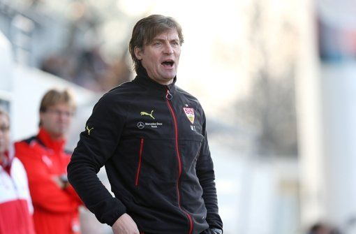 Der VfB Stuttgart II hat gegen Energie Cottbus 0:1 verloren. Foto: Pressefoto Baumann