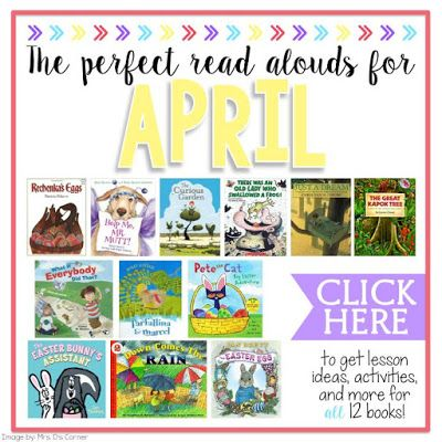 Elementary teacher looking for classroom spring crafts and reading comprehension activities to go along with read alouds? Rechenka's Eggs is an excellent Easter book with tons of activities!