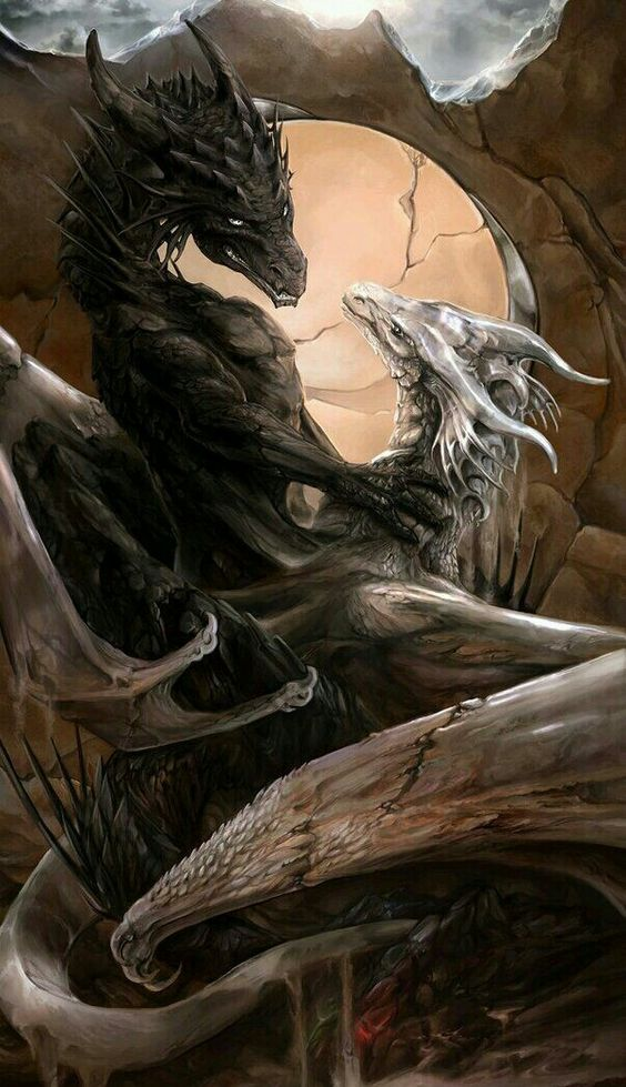 If I were a dragon ... I would look like this .. - Page 35 7b66f982c11546cd57d650b1fccce80a