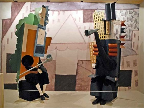 Pablo Picasso Stage Design