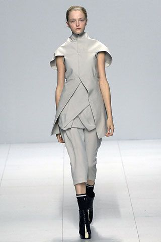 Rick Owens | Spring 2008 Ready-to-Wear Collection | Style.com