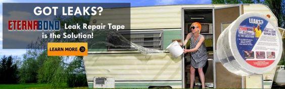 EternaBond Leak Repair Tape -RVupgrades.com