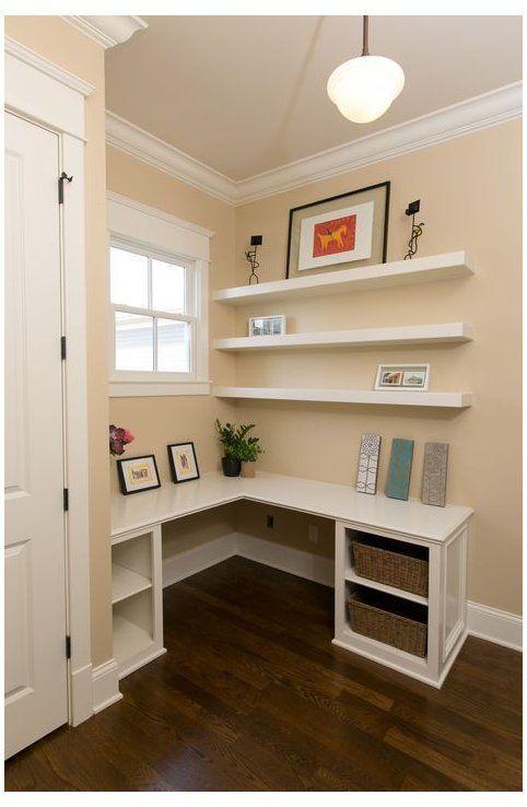 21 New Ideas For Home Office Corner Desk Diy Built Ins Diy Corner Desk With Storage Home Office D Corner Desk Office Diy Corner Desk Home Office Design