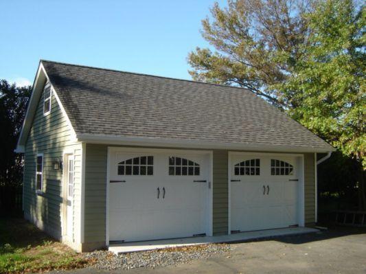 2 Car Detached Garage Kits Plans Garage Door Hardware Garage