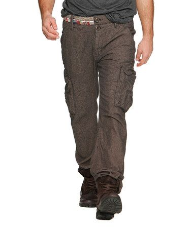 Cargo pants men, Gray and Wells on Pinterest