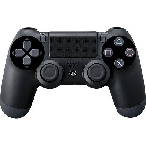 DualShock 4 Wireless Controller for PlayStation 4: Improved dual analog sticks and trigger buttons offer an impressive sense of control, while the capacitive touchpad opens up endless potential for new gameplay possibilities.