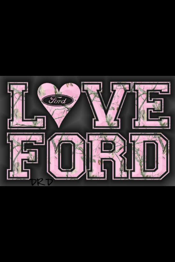 LOVE FORD:) I just can't help it!! ;)
