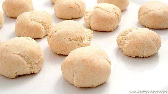 Recette d'amaretti - macarons italiens