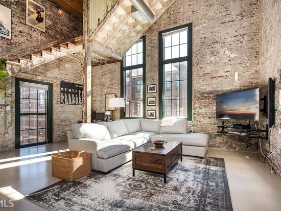 Fulton Cotton Mill Lofts Apartments In Atlanta Ga Zillow Atlanta Apartments Loft Apartment High Rise Apartment Decor
