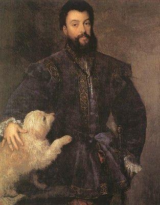 Men's Portraits of the 16th Century --- Gonzaga, Duke of Mantua, 1525