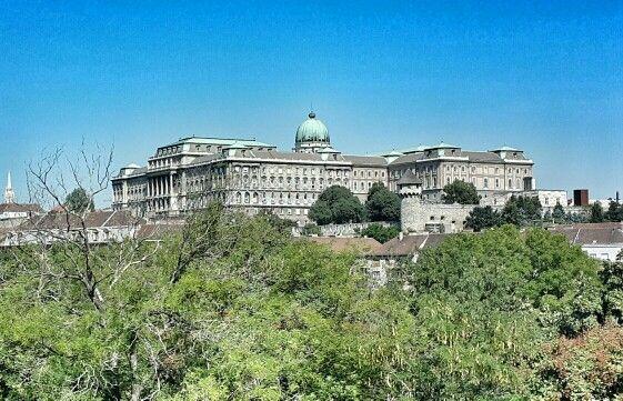 Palacio de Buda. Budapest
