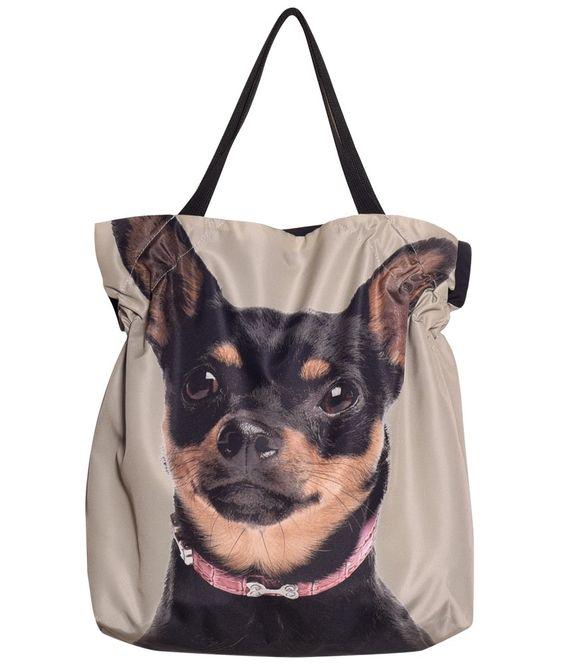 Bolsa Nylon Pinscher UseNatureza.com www.usenatureza.com #UseNatureza #JeffersonKulig #moda #fashion #bolsa #natureza