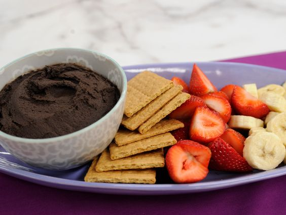 Chocolate Chickpea Hazelnut Spread Recipe : Katie Lee : Food Network - FoodNetwork.com