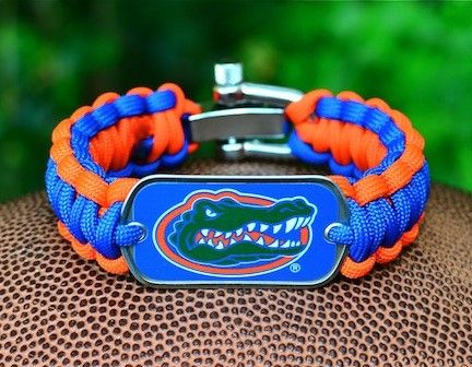 They better get one in OU soon or I'll be forced to buy a Gator's bracelet.  I so want one of these!