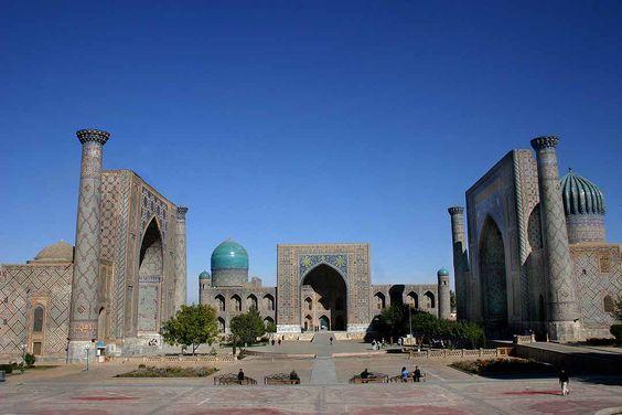 Registan , Uzbequistão