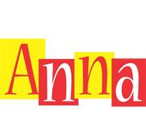 Anna errors logo