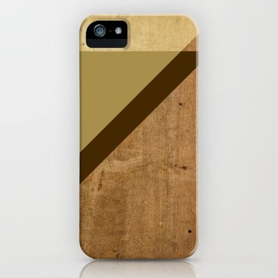 Olive Grain iPhone Case by Alanna James - $35.00  Great gift for that special guy!