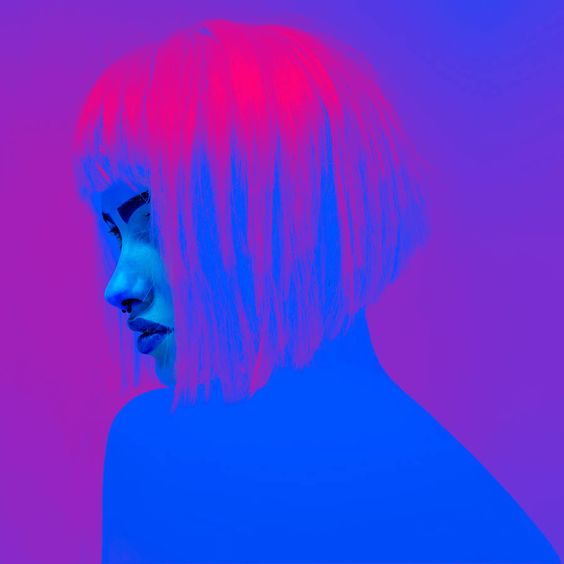 Conceptual Neon Photography by Slava Thisset