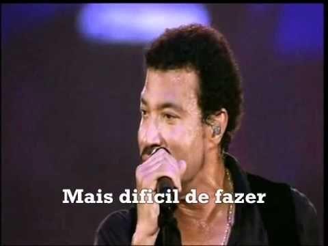 Lionel Richie - Say You, Say Me - Tradução em Português