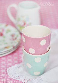 Polka Dots Kaffeebecher & Cath Kidston