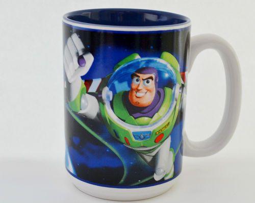 Buzz Lightyear Coffee Mug