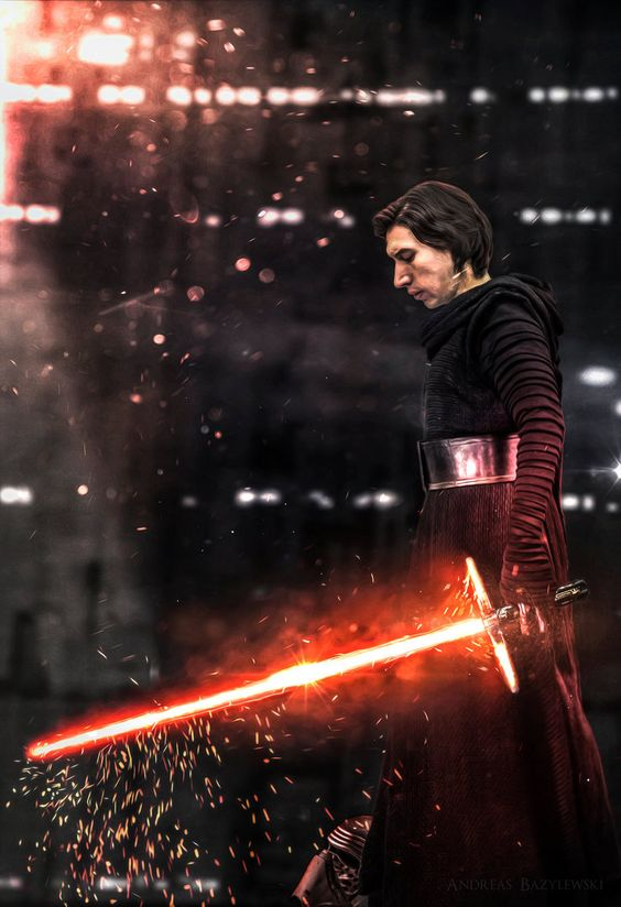 Kylo Ren - Torn Apart by TDSOD on DeviantArt