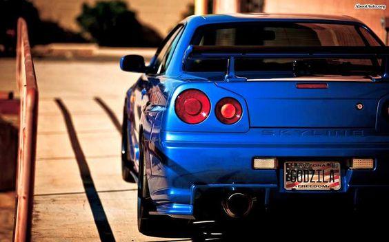 Nissan Skyline. You can download this image in resolution 1680x1050 having visited our website. Вы можете скачать данное изображение в разрешении 1680x1050 c нашего сайта.