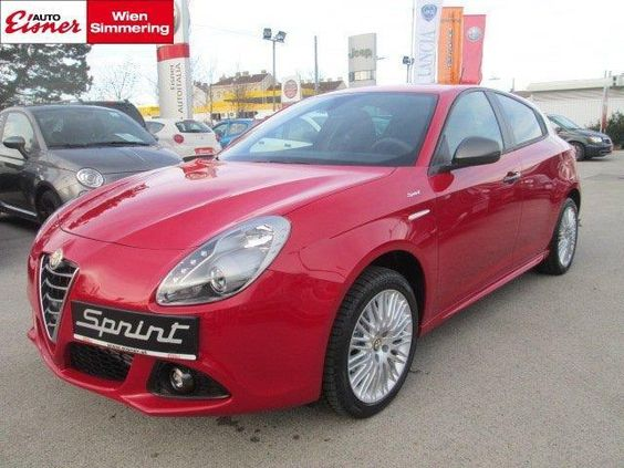 Alfa Romeo Giulietta 1,4 TB Mair Sprint