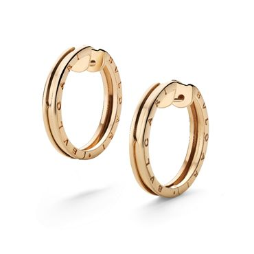Bzero collection earrings http://www.liljenquistbeckstead.com/Jewelry/bulgari