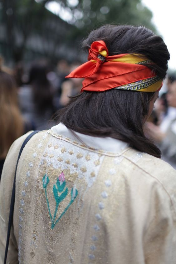 Milan Fashion Week street style.  #streetstyle #style #fashion: