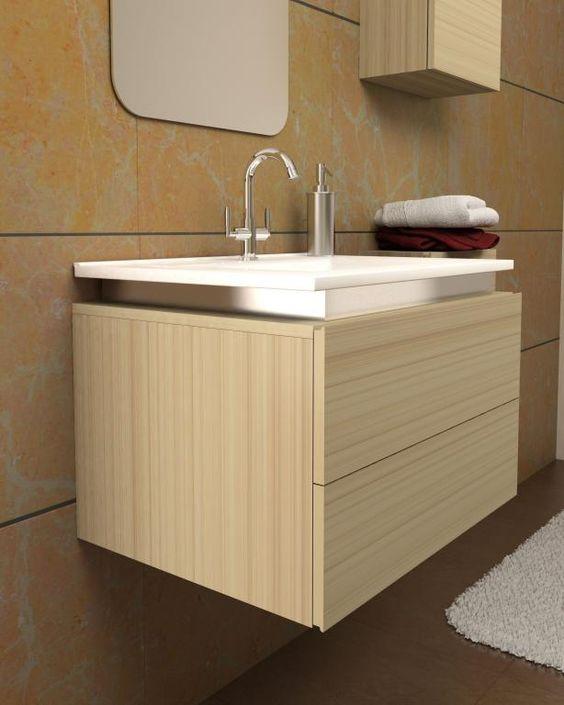Mueble Baño Noja Gris:Mueble de baño Sevilla