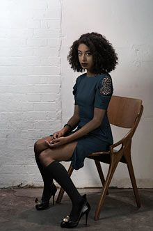 """Corinne Bailey Rae: """"I did nothing. I sat at my kitchen table for a year. Life drifted by."""" Photograph: Jake Walters"""