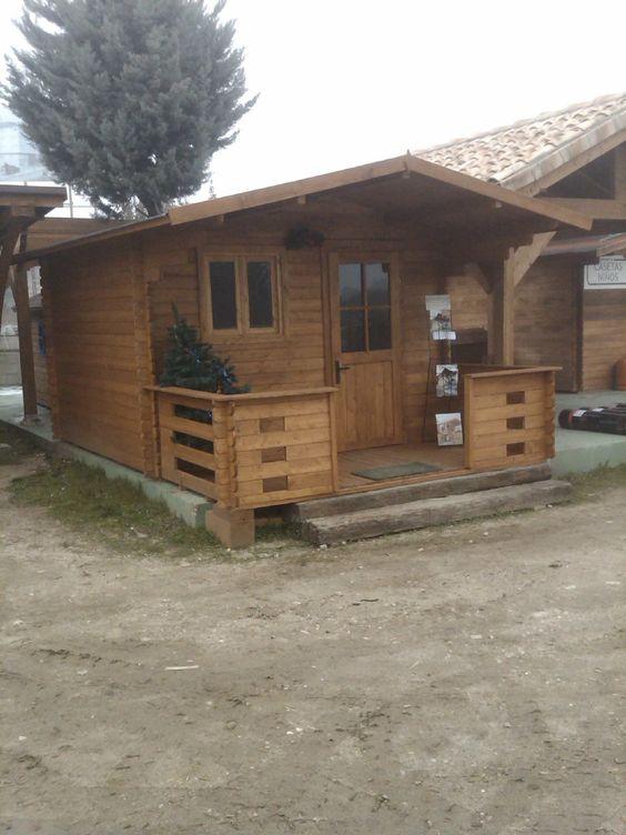 Caba as rusticas buscar con google dise o arte y - Cabanas de madera economicas ...