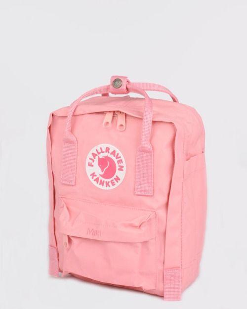 fjällräven rucksack kanken mini pink