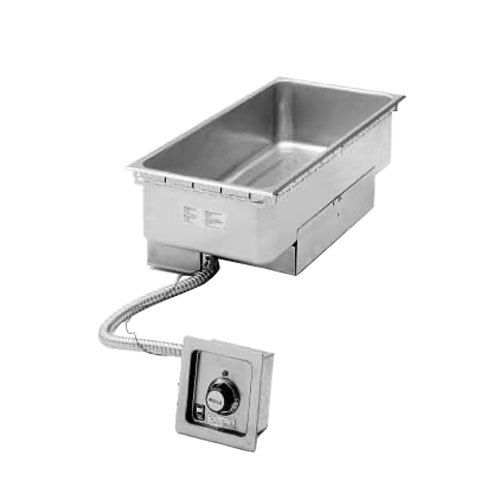 Wells Ss276tdu 120 Drop In Rectangular Hot Food Well Top Mount Thermostatic Control In 2020 Styling A Buffet Stainless Steel Countertops Heating Element